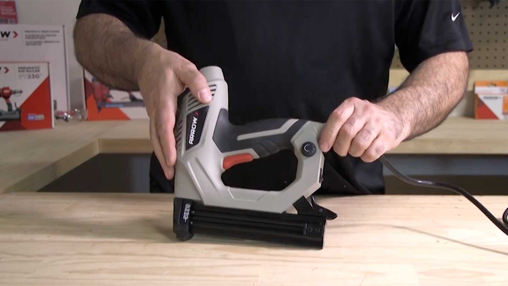 ET200BN Electric Nailer