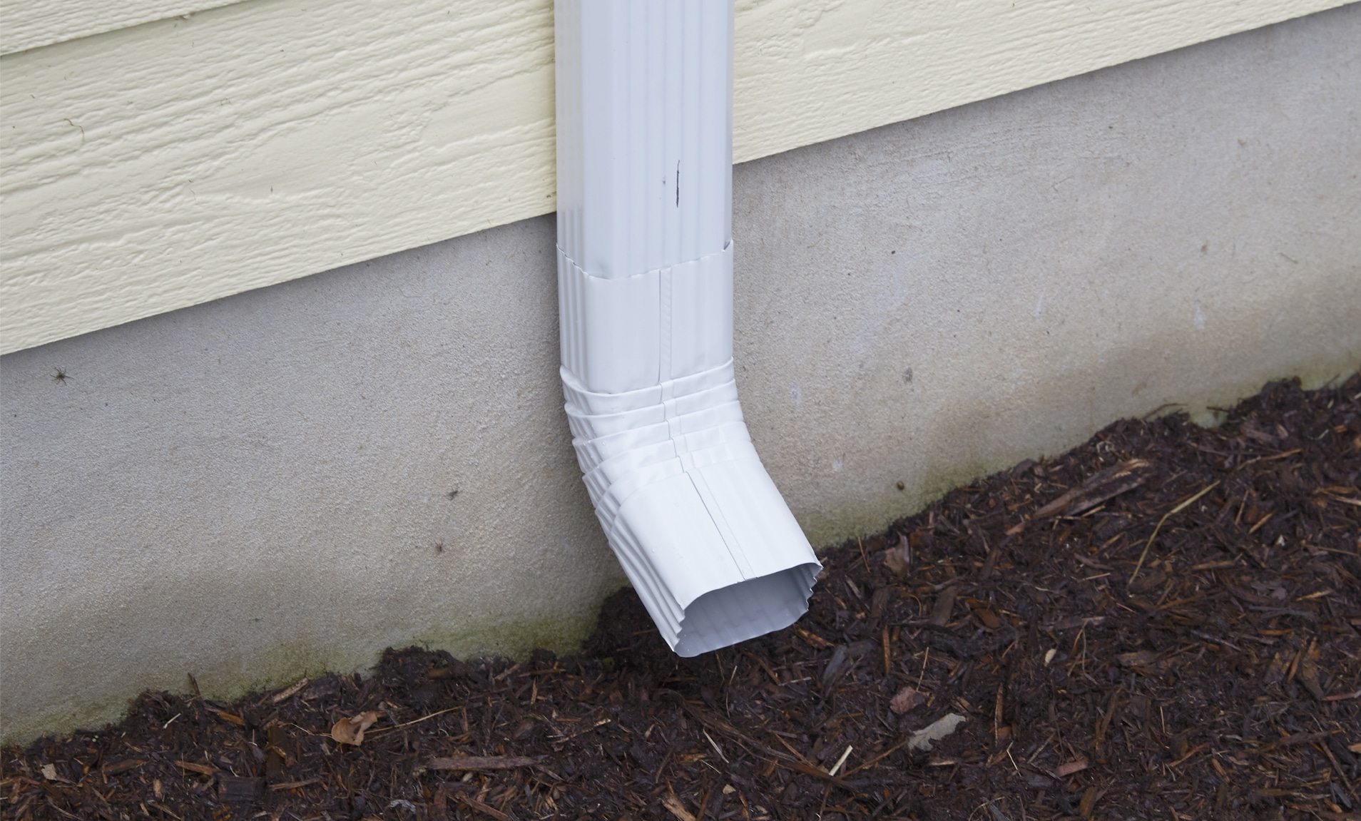 Repairing Gutter Downspouts Rain Diy Repairs Arrow