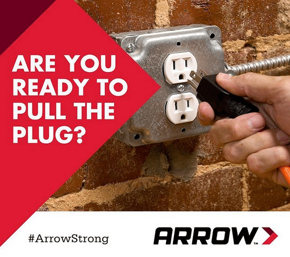 CALLING ALL ARROW FANS! We have fantastic news to share with you. Check back with us tomorrow at 5 p.m. to discover our latest breakthrough that will make your DIY projects easier than ever before.
