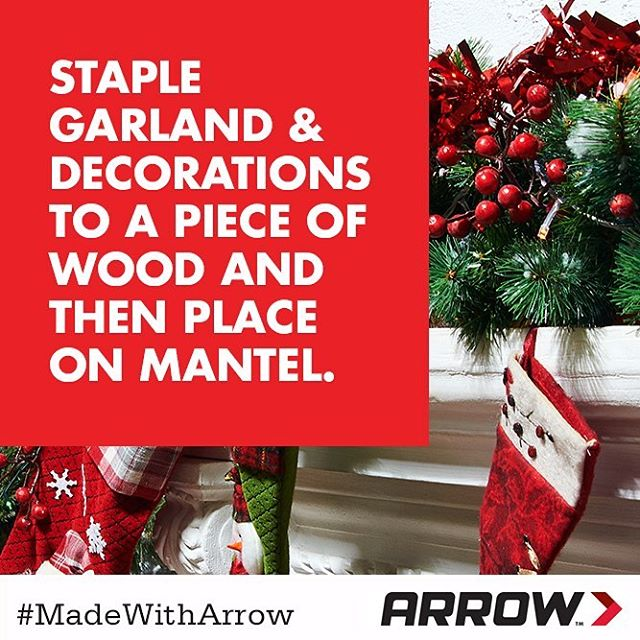 Trust us. Decorating your mantel will be MUCH easier.