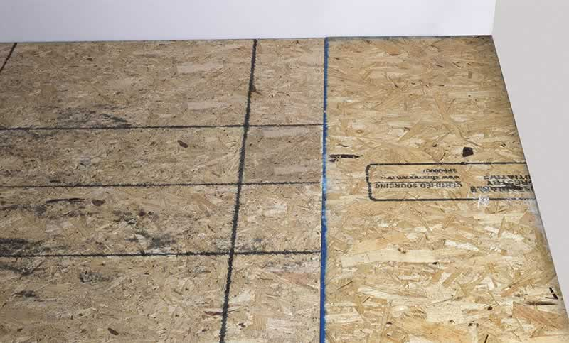 How To Replace Subflooring Install Basement Subflooring Arrow
