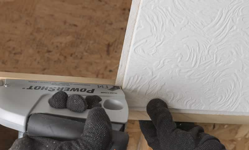 Diy Ceiling Tiles Replace Damaged