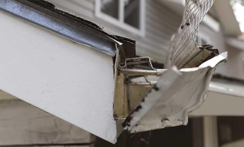 DIY Project - Replace Damaged Rain Gutter End Cap | Arrow ... on rod end cap, wood end cap, post end cap, pipe end cap, wall end cap, electrical end cap, design end cap, cable end cap, retail end cap, steel end cap,