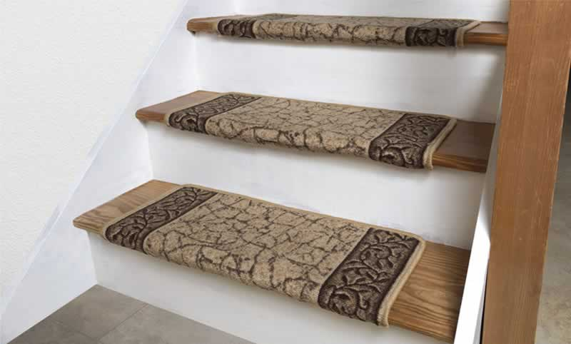 How To Install Carpet Stair Treads On Your Staircase Arrow