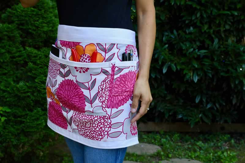 How to Create a DIY Craft Apron