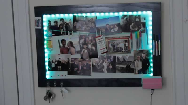 LED Bulletin Board