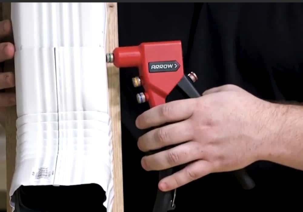 DIY Gutter Downspout Repair