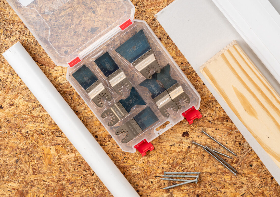 Oscillating Blade Multi-Tool Assortment Kit