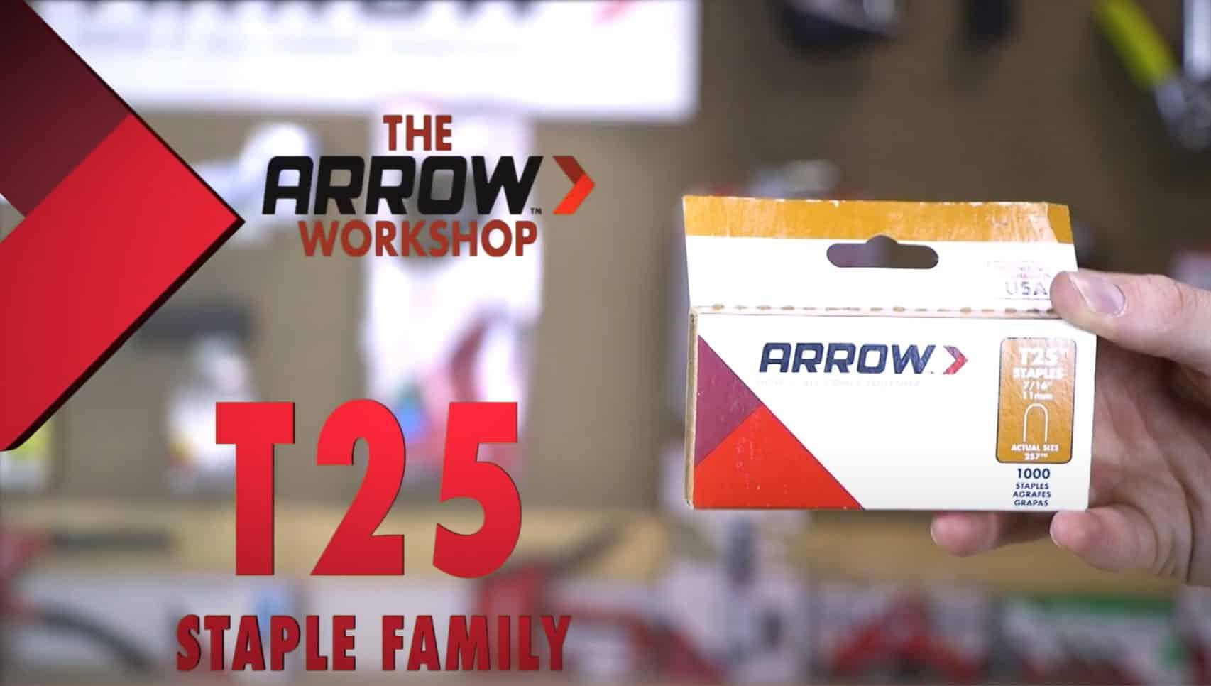 T25 Staple Family
